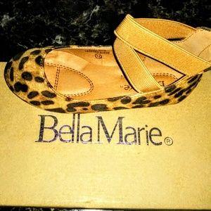 (Kids) Leopard Ballerina Flat!